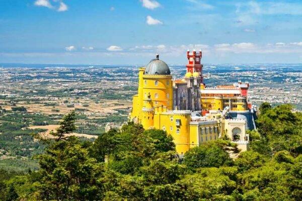 gite di un giorno vicino Lisbona: Sintra