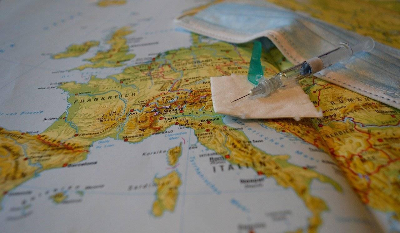mappa coronavirus italia
