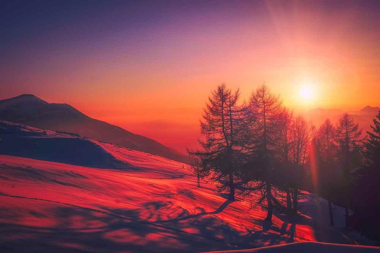 Neve addio, l'allarme del WWF
