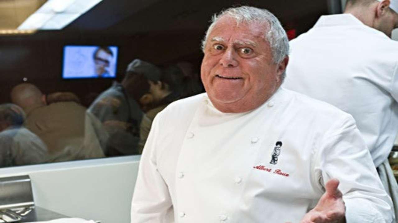 Albert Roux chef morto