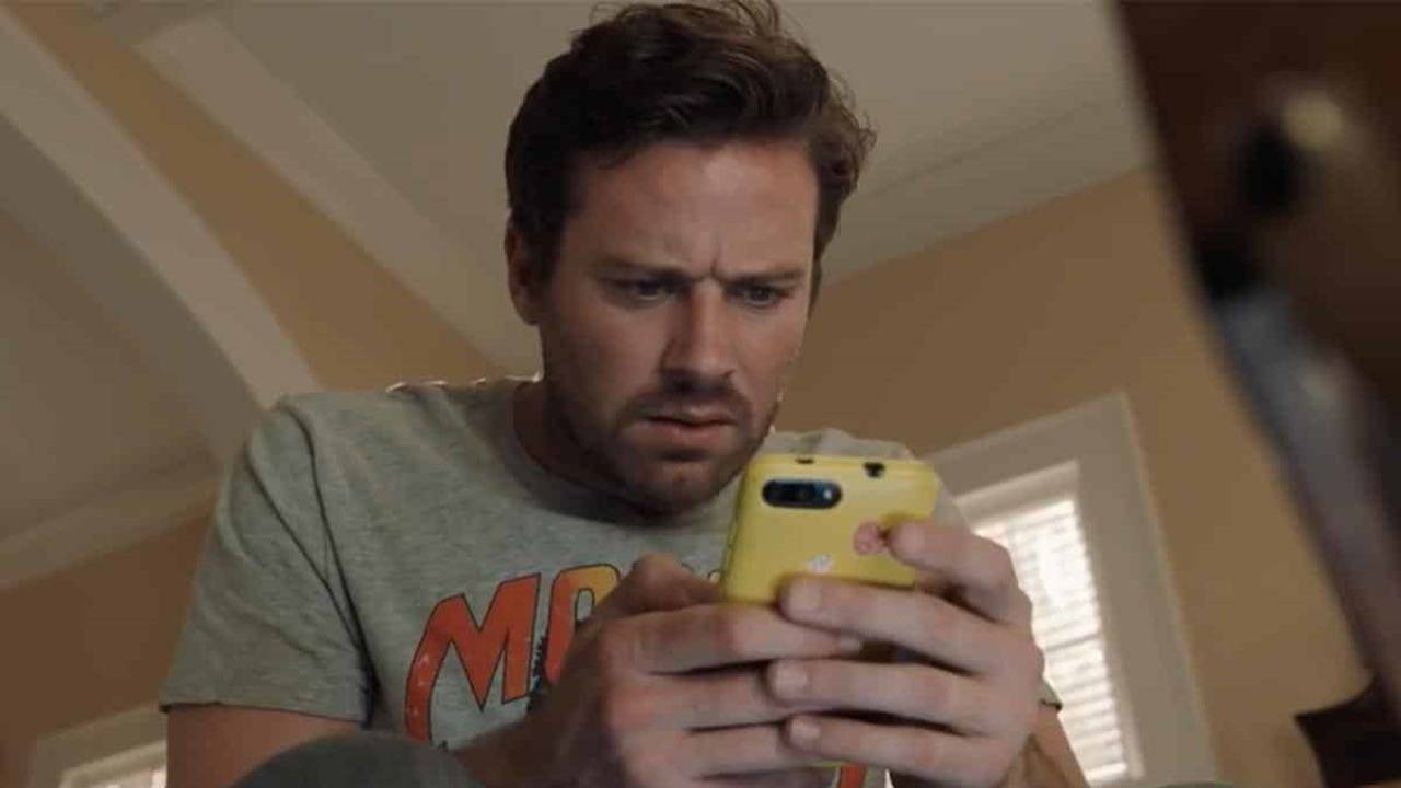 Armie Hammer cannibale chat