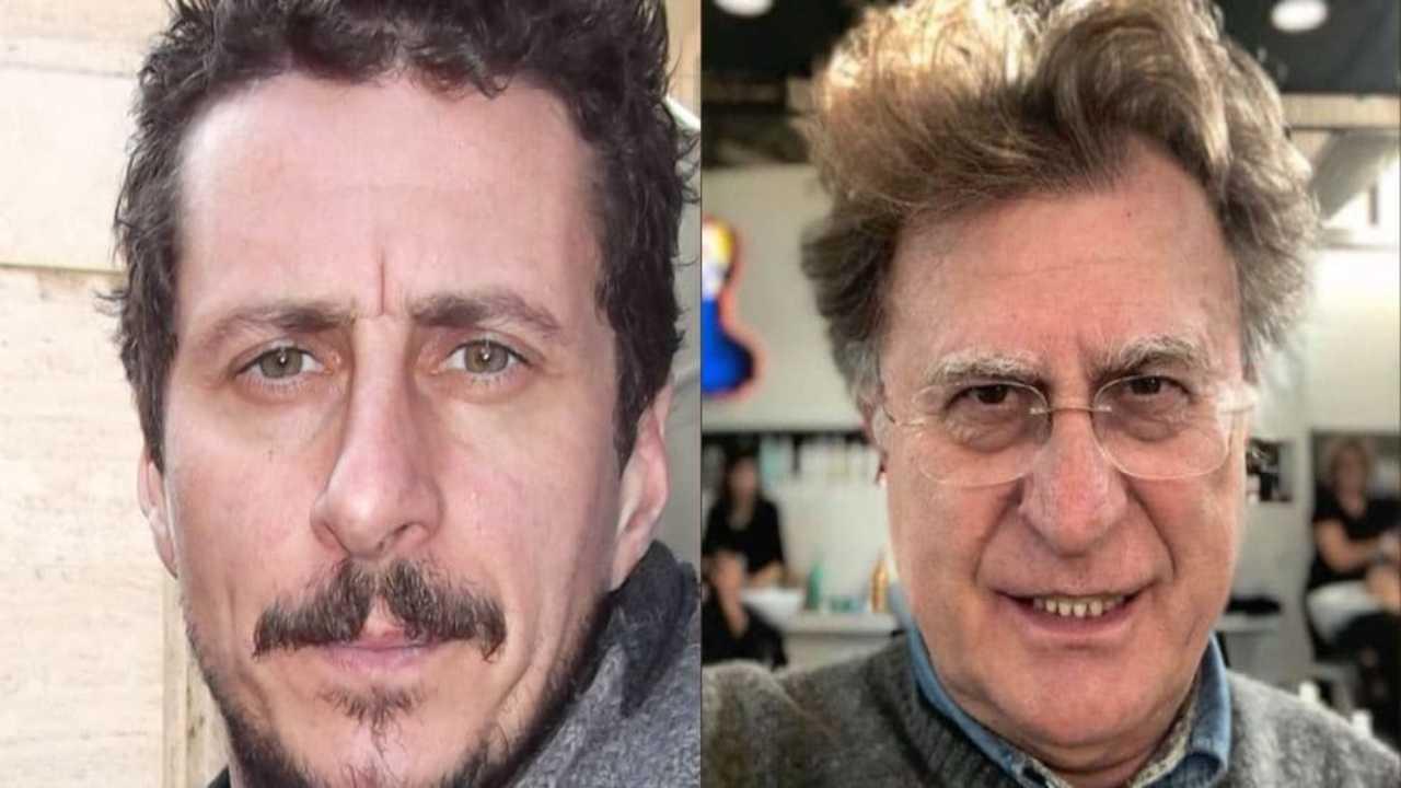 """SanPa, lite social tra Red Ronnie e Luca Bizzarri: """"Cretino, non sai nulla"""""""