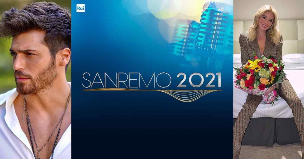 Can Yaman Sanremo