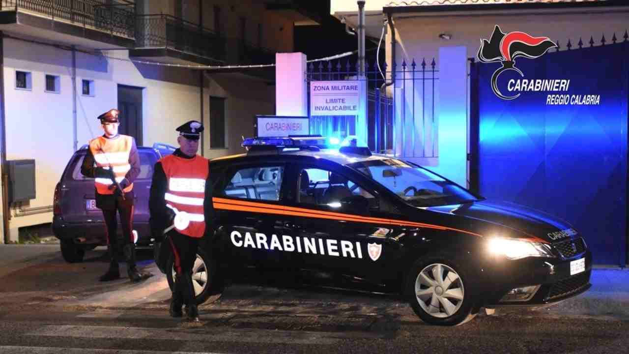 coniugi uccisi Reggio Calabria