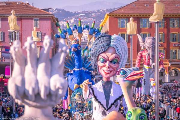 Carnevale Nizza (facebook) carnevali famosi mondo