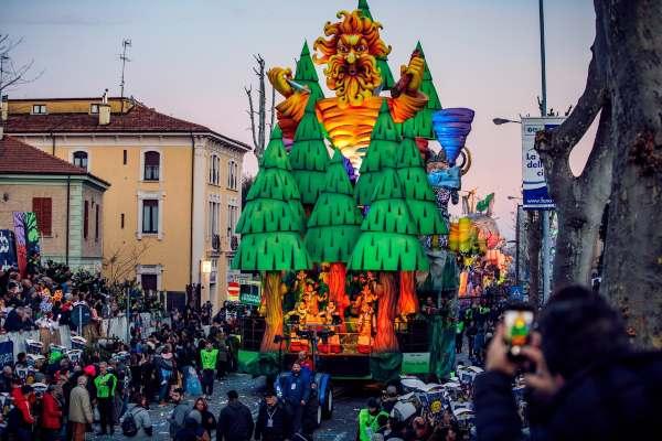 Carnevale antico Italia