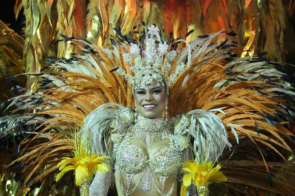 Carnevale di Rio (pixabay) carnevali famosi mondo