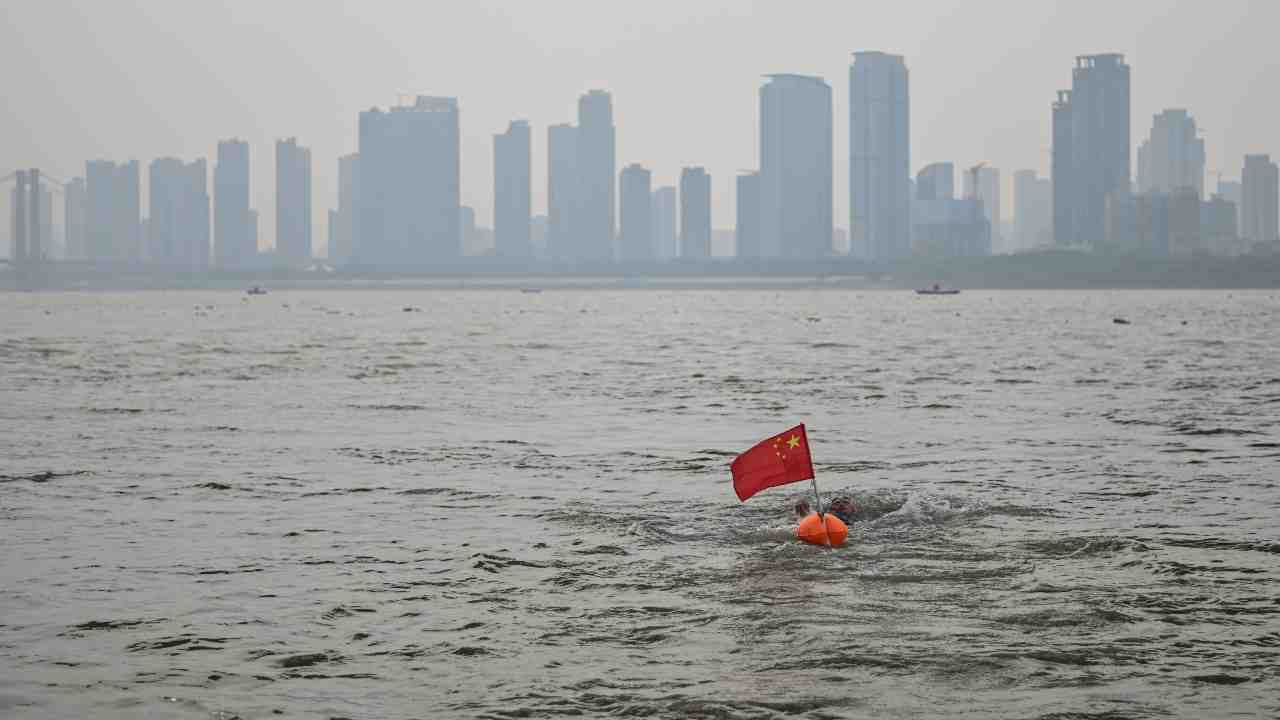 Cina Coronavirus lockdown