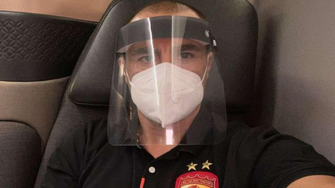 Fabio Cannavaro Guangzhou