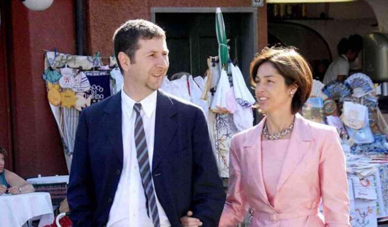 Fabio Fazio moglie