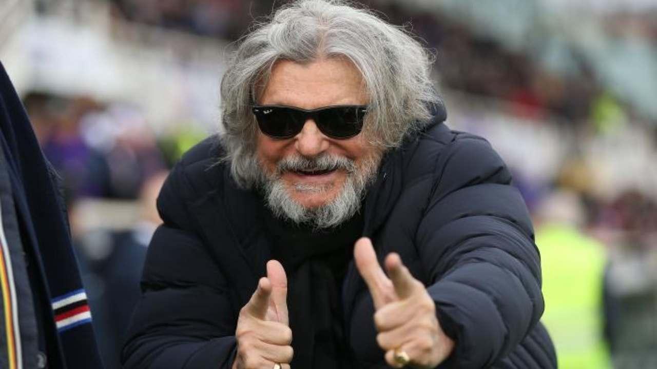 Massimo Ferrero, chi è: età, carriera e vita privata del presidente della Sampdoria