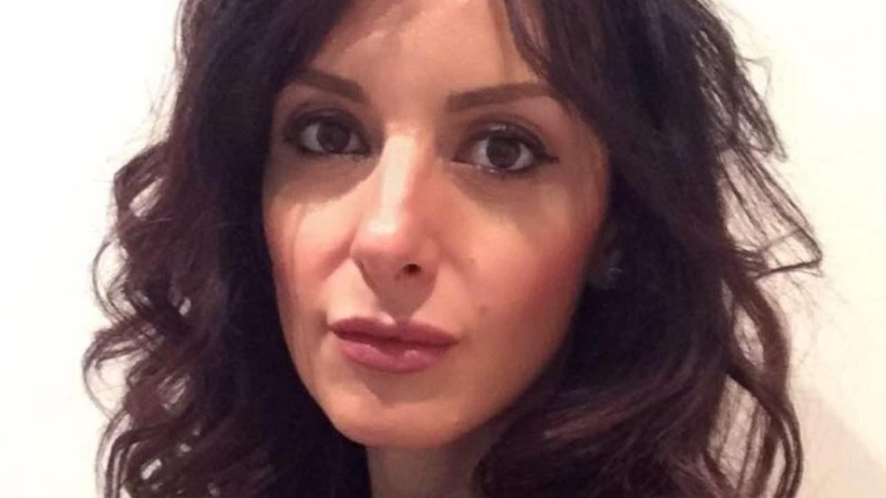 Francesca Benevento negazionista