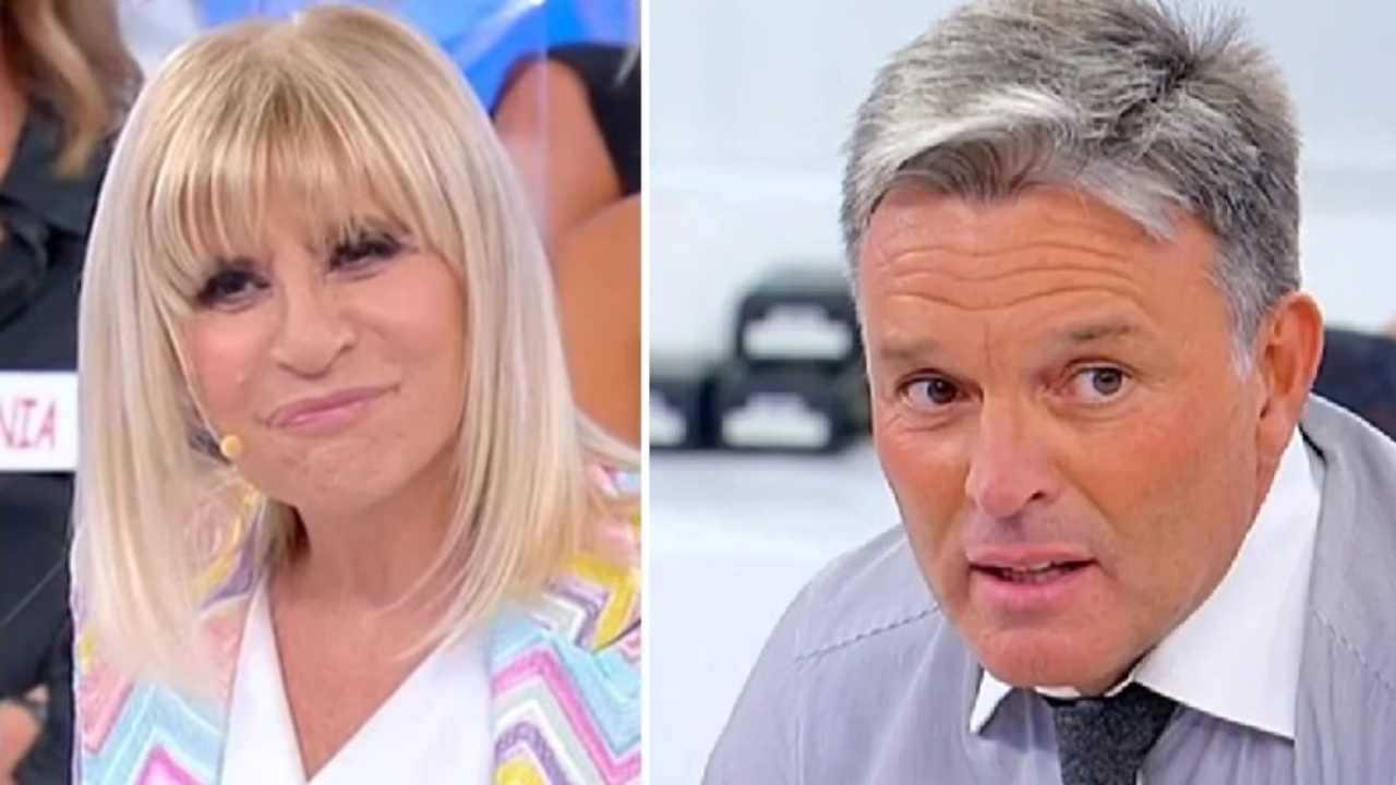Gemma Galgani Maurizio Uomini e Donne
