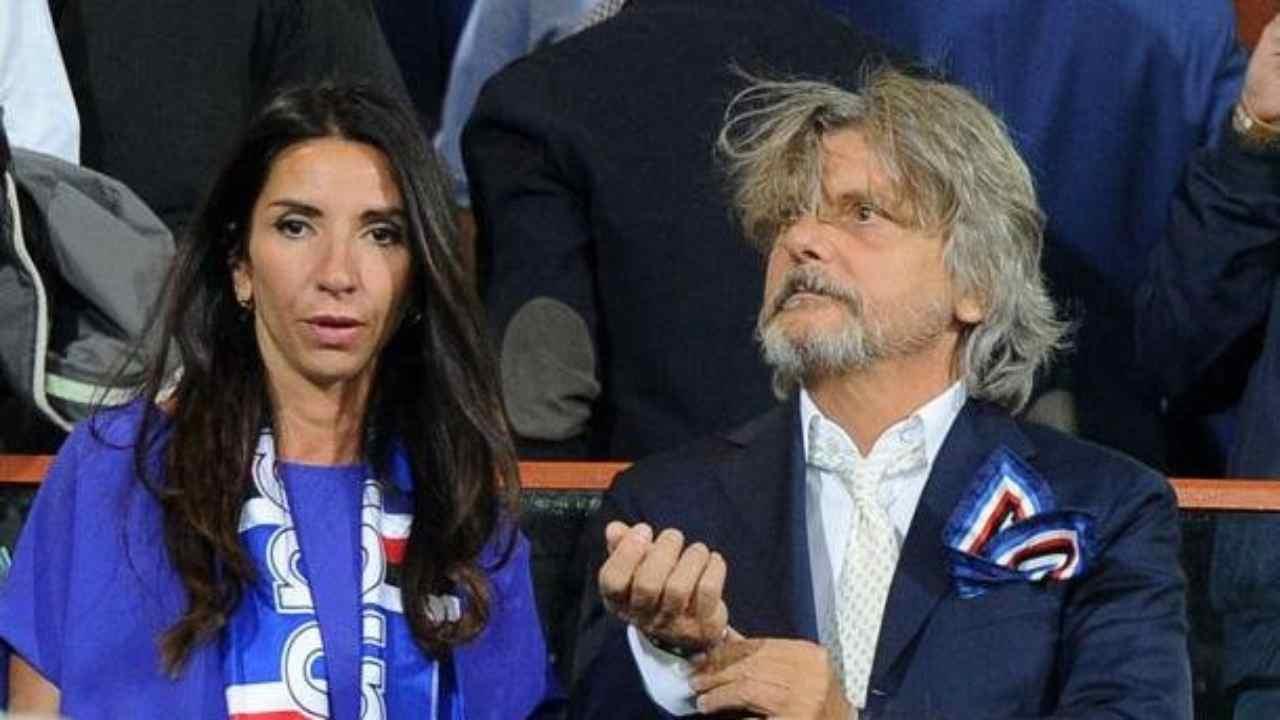 Massimo Ferrero, chi è la terza moglie Manuela Ramunni: figli e curiosità
