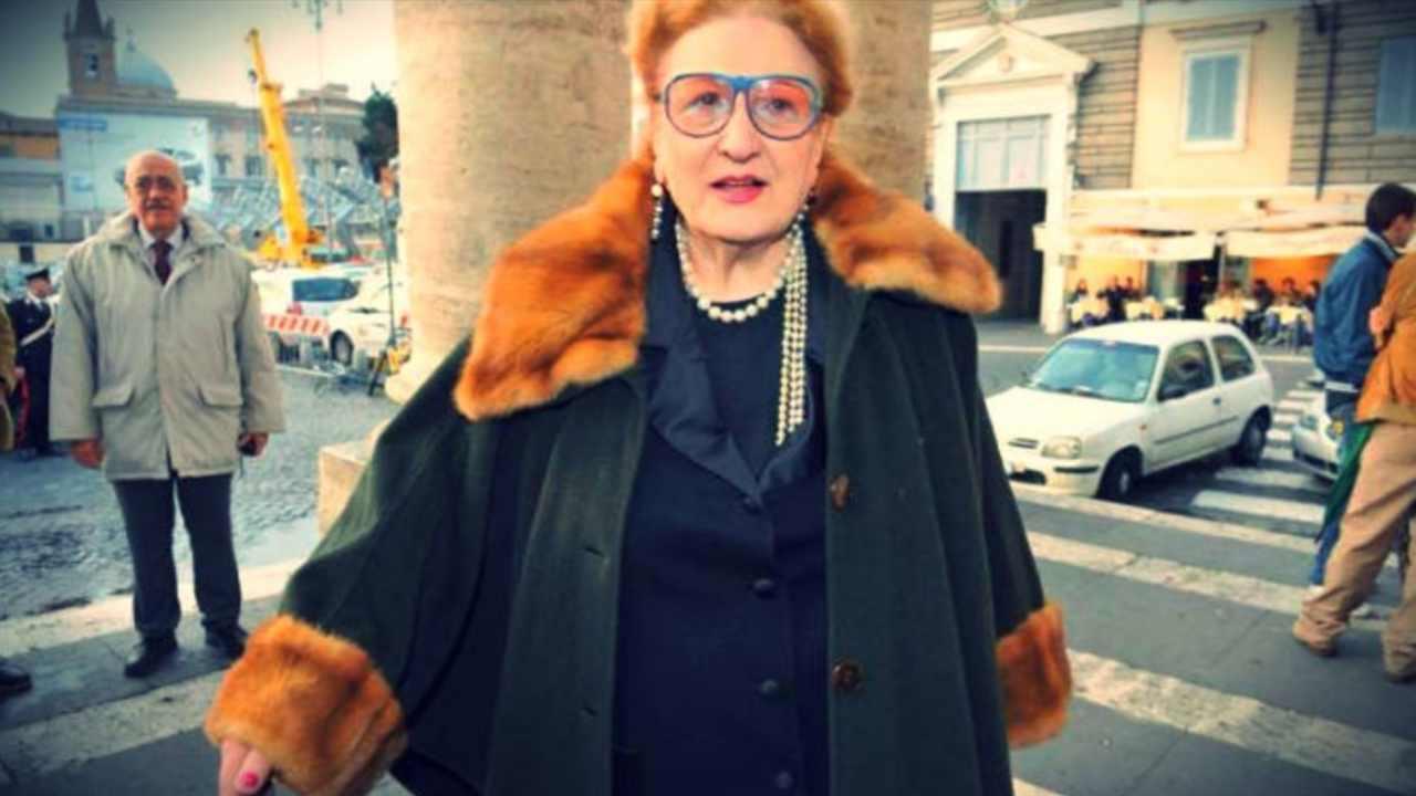 Monica Buzzegoli, morta la moglie di Vittorio Mussolini: secondogenito del Duce
