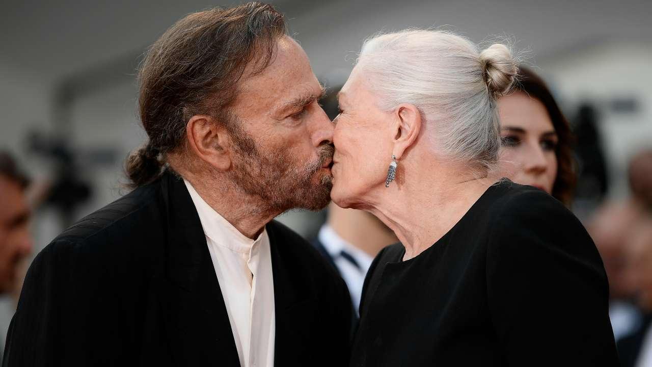 Franco Nero, la storia incredibile con Vanessa Redgrave: sposati nel 2006