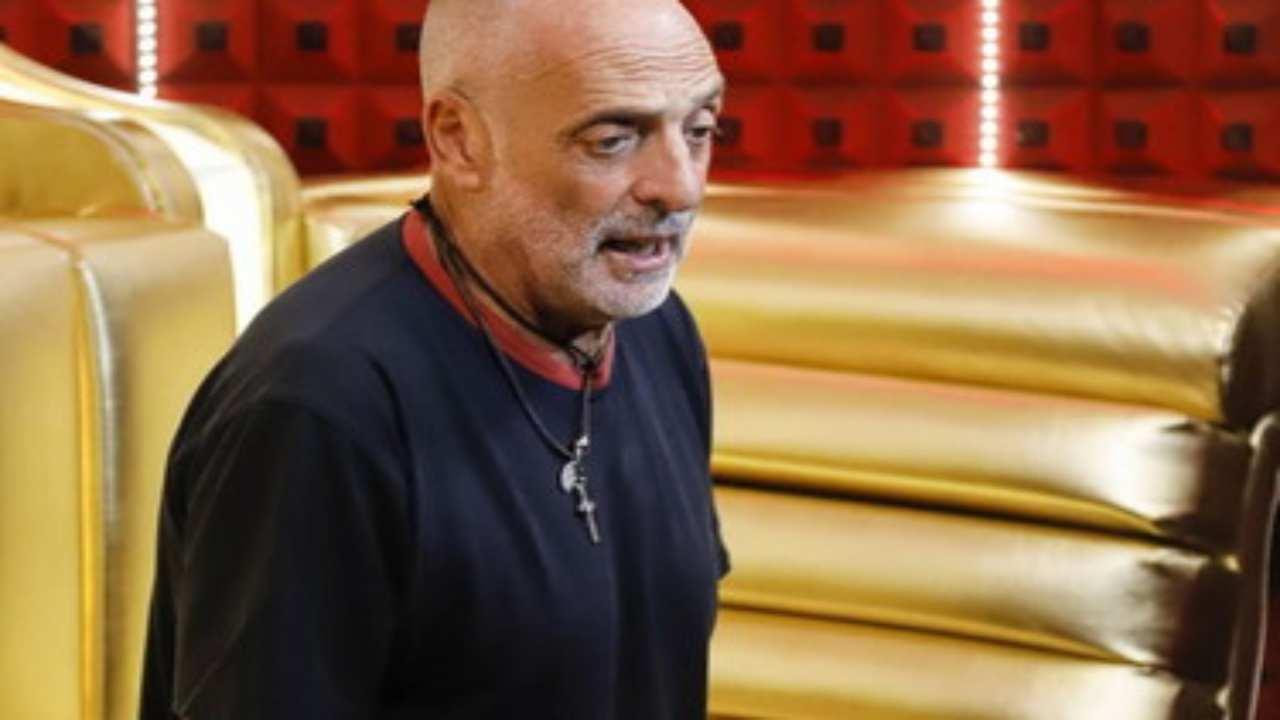 Paolo Brosio Grande Fratello