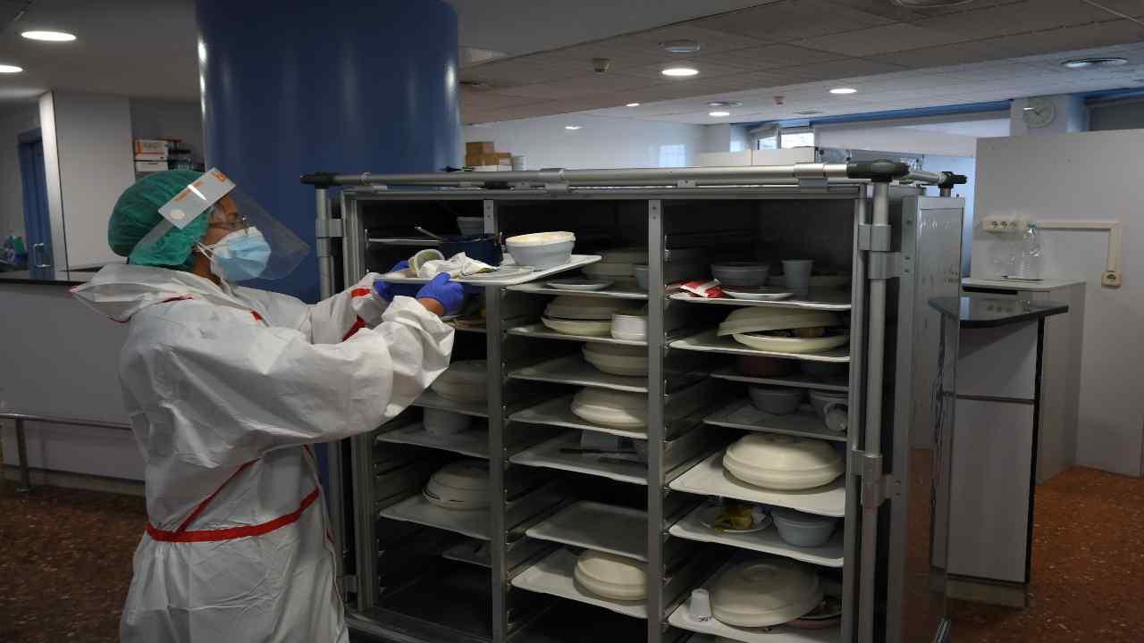 Piano pandemico mascherine distanziamento