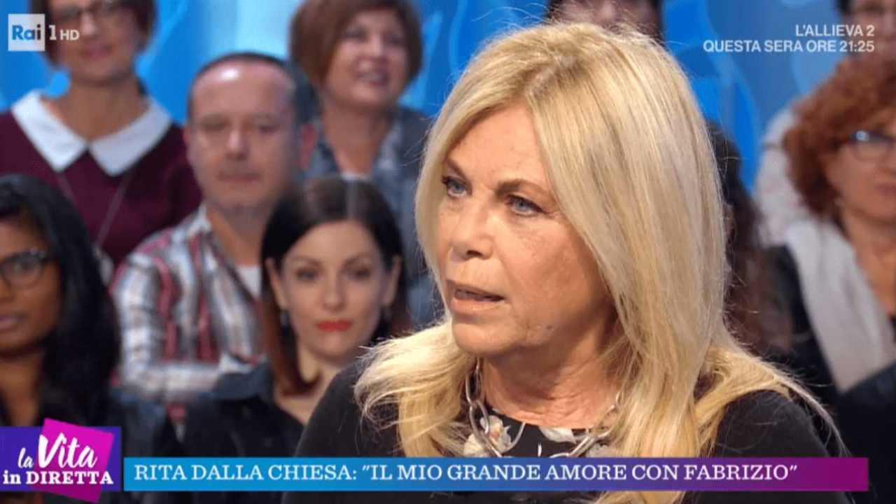 """Rita Dalla Chiesa, il suo post commuove tutti: """"lo dedico ad un uomo che amo"""""""