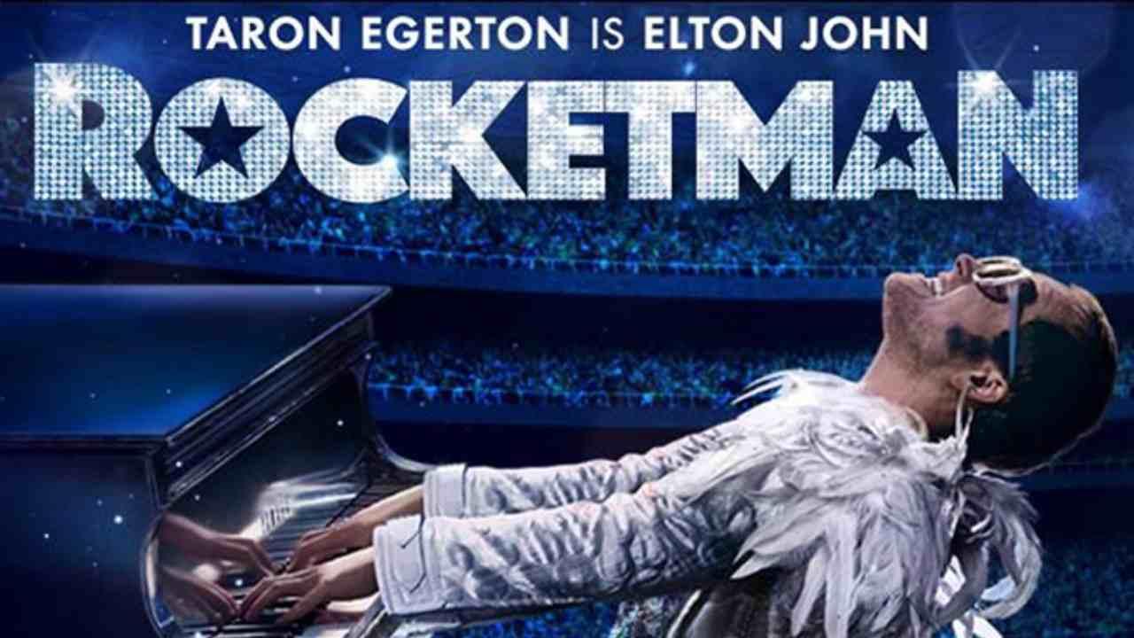 Rocketman, il film su Elton John in onda su Canale 5: trama e cast