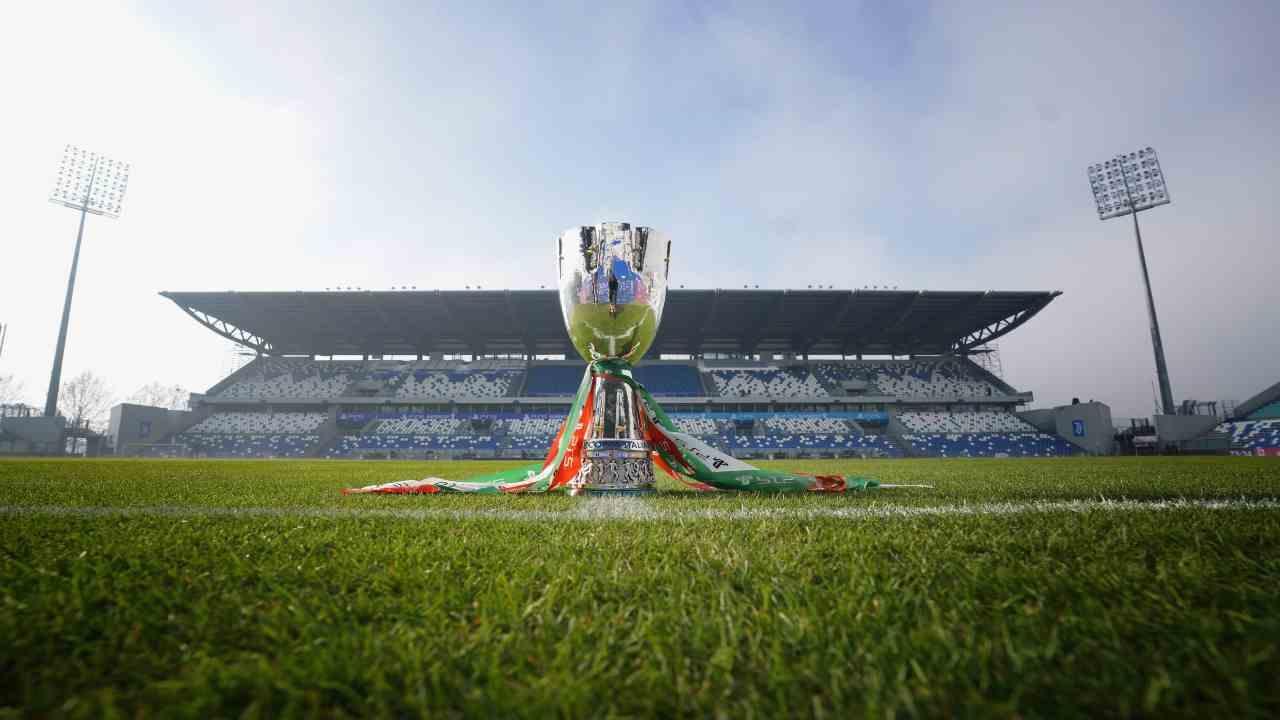 Juve-Napoli rinvio Supercoppa