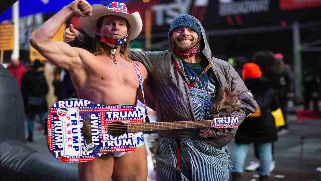 Parler Trump ban