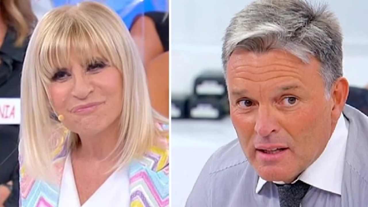 Uomini e Donne Gemma Galgani Maurizio