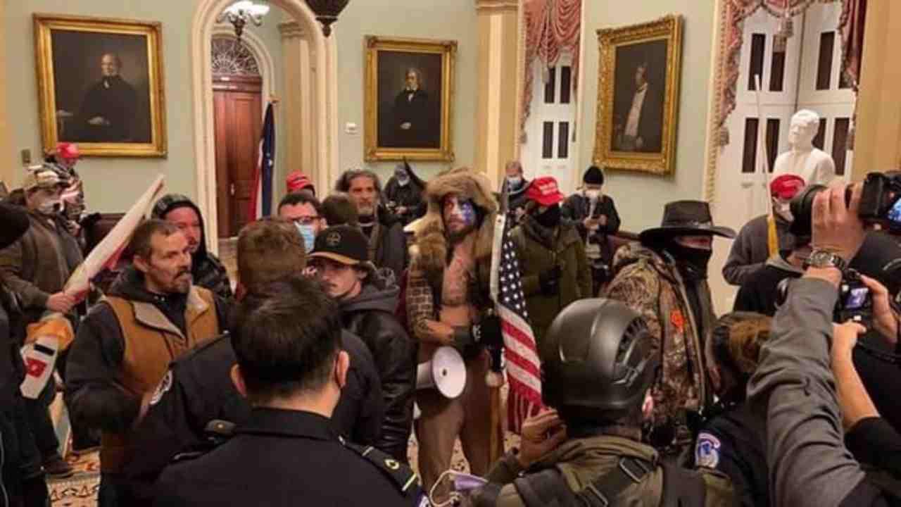 Washington proteste Trump