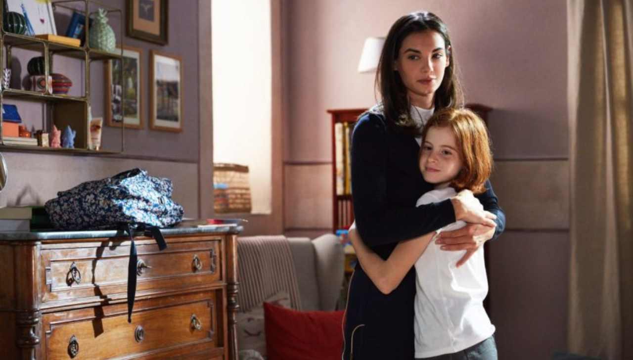 Che Dio ci aiuti, chi è la piccola Penelope: tutto sull'attrice Olimpia Noviello