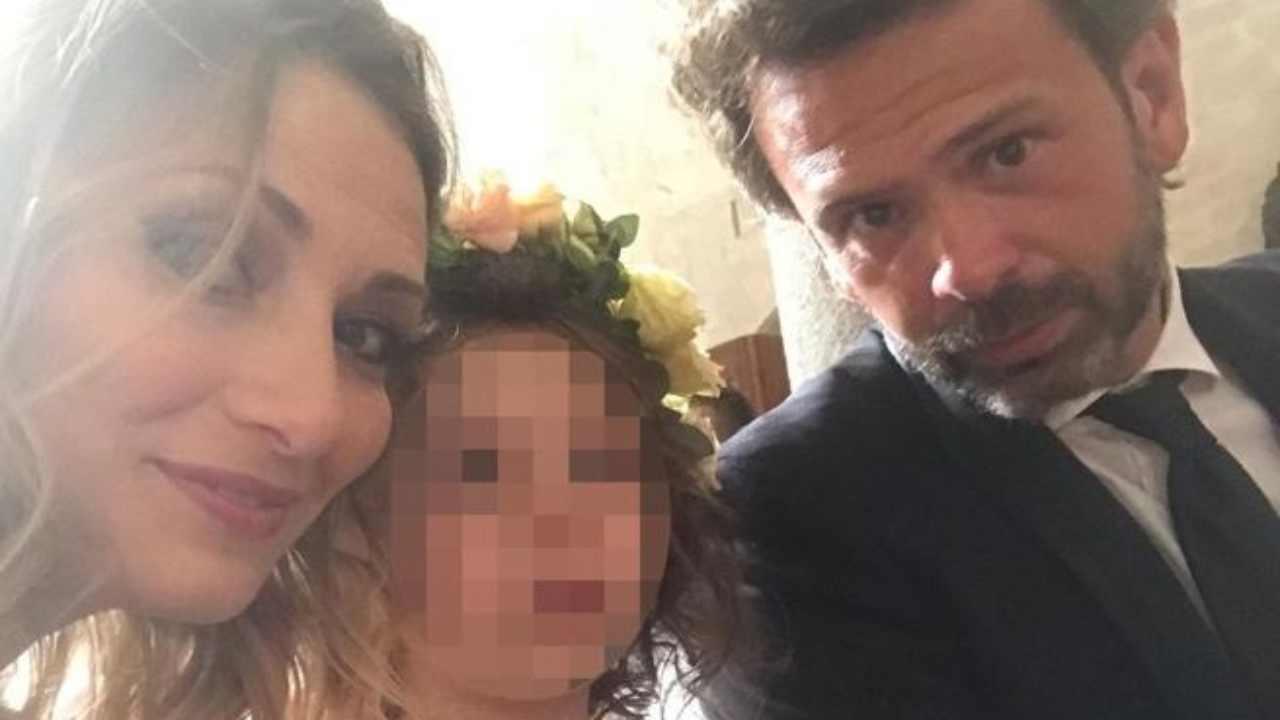 coppia morta caduta scarpata