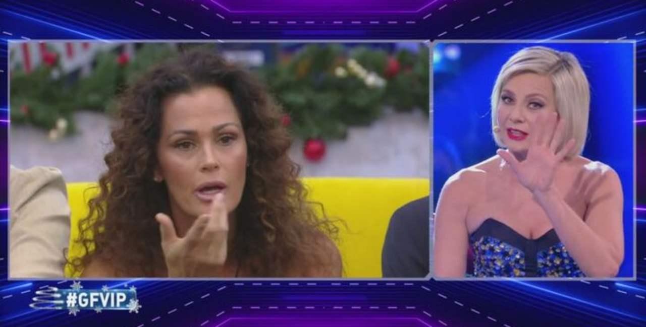 Lite Antonella Elia e Samantha De Grenet: il pubblico non le perdonerà