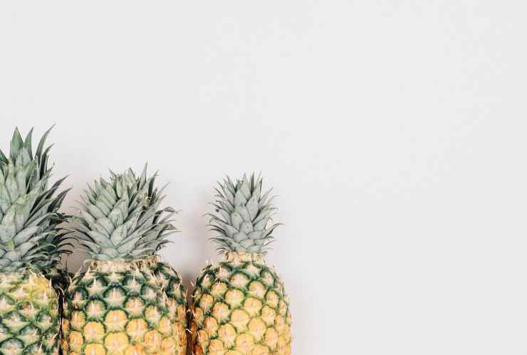 la frutta da mangiare al mattino
