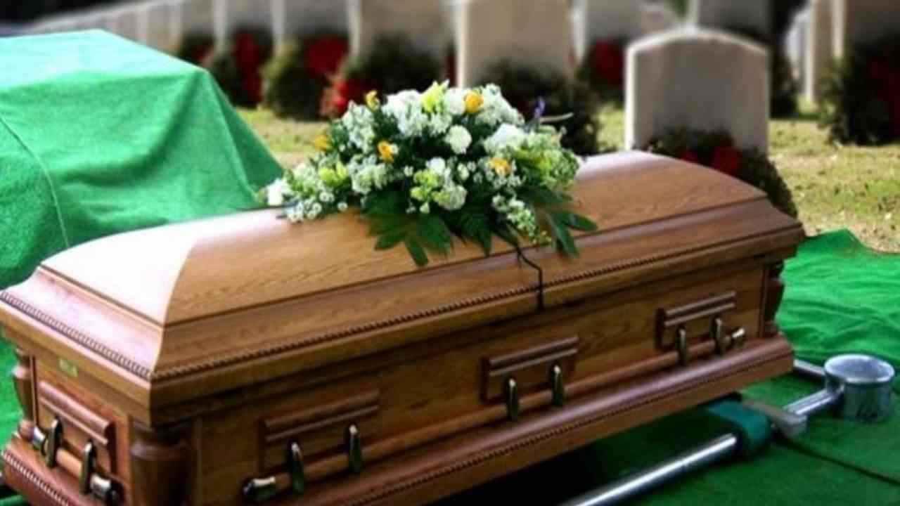 funerale Covid