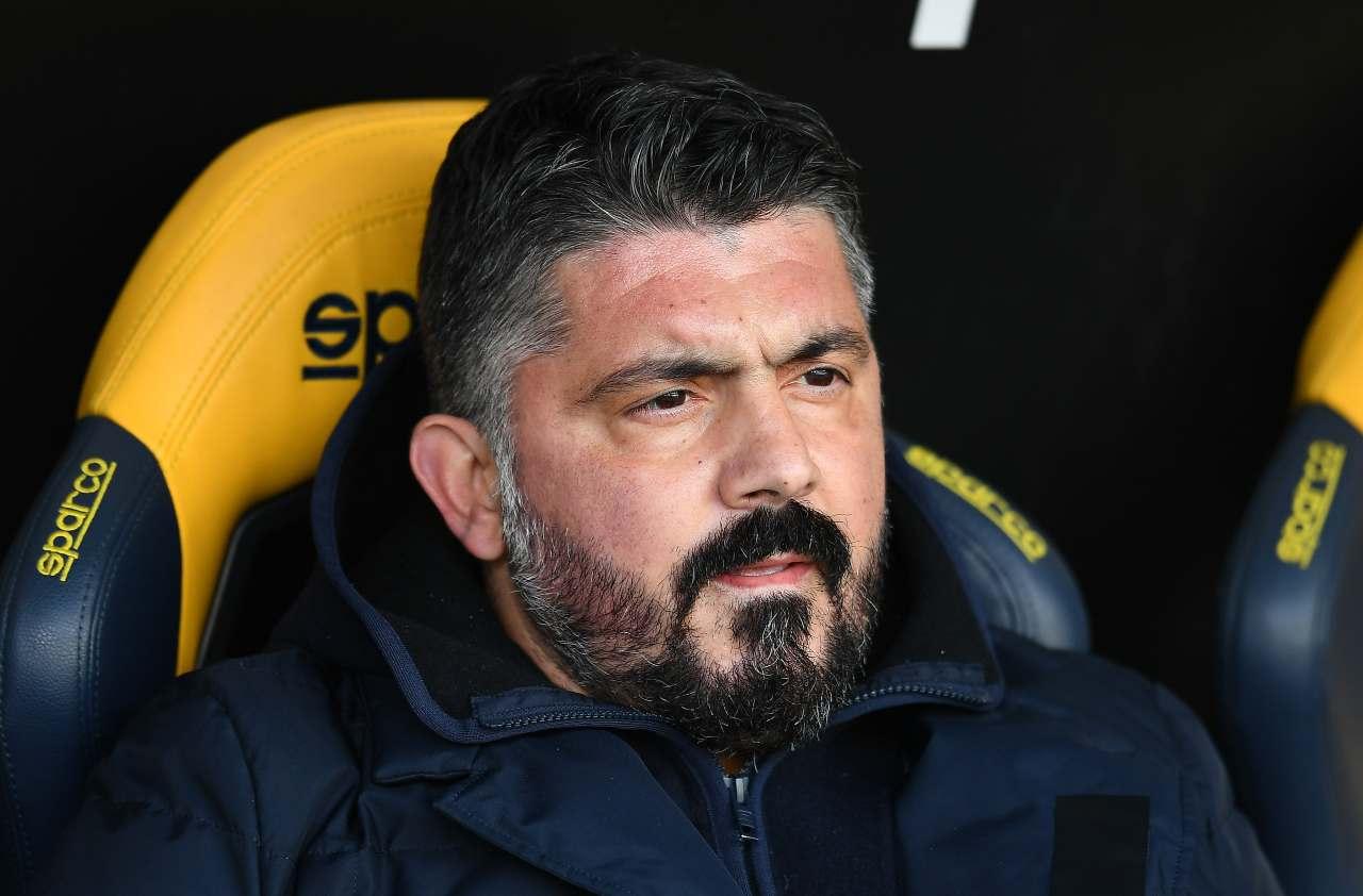 Gattuso esonero Napoli, la squadra non entusiasma: cosa succede?