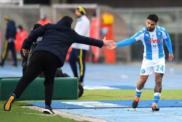 Gattuso Insigne addio Napoli