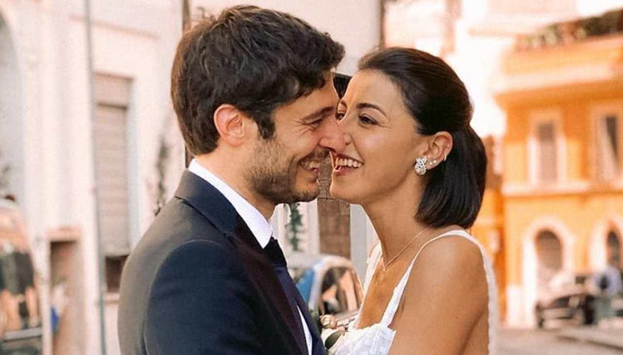 Lino Guanciale, chi è la moglie Antonella Liuzzi: fa l'insegnante