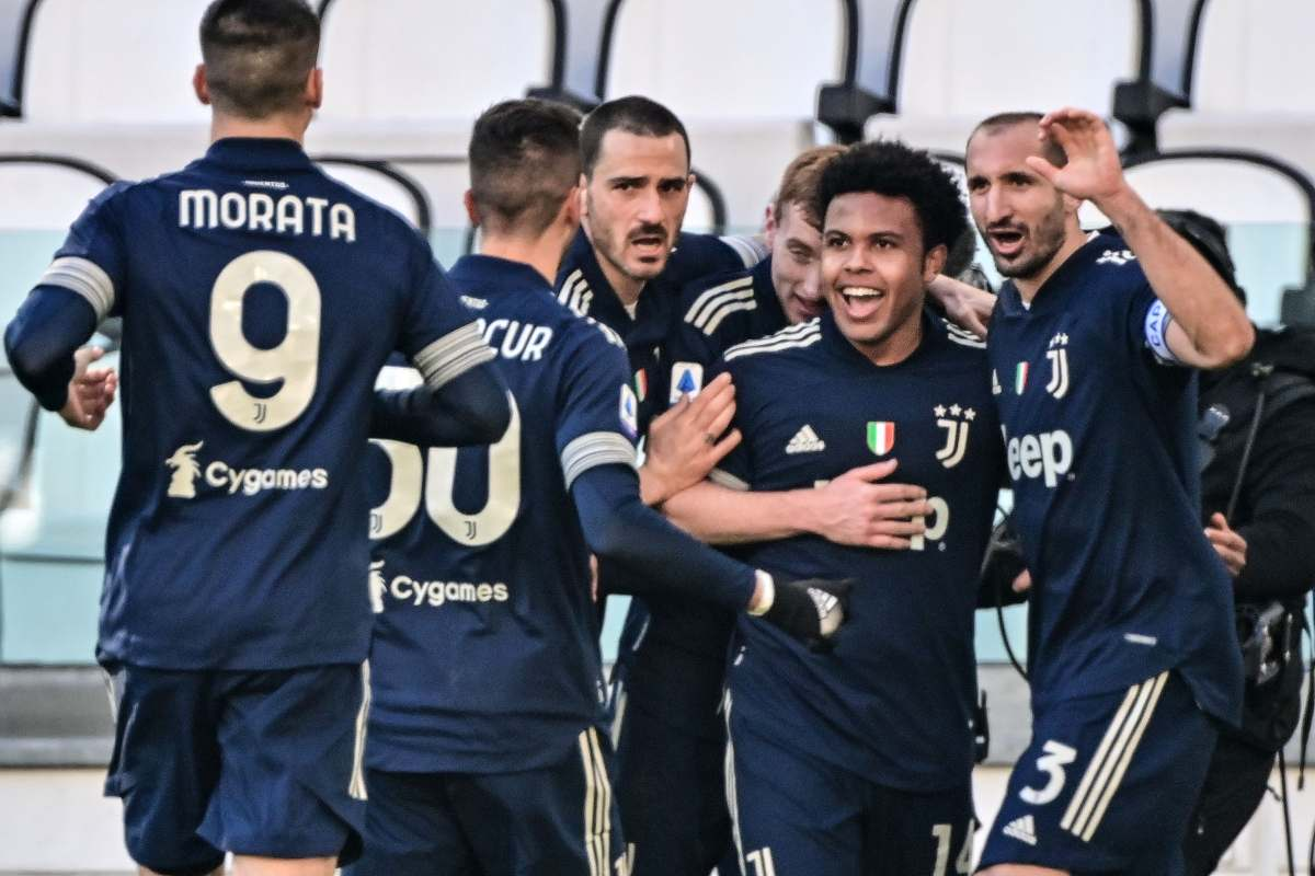 Juventus diritti tv serie A