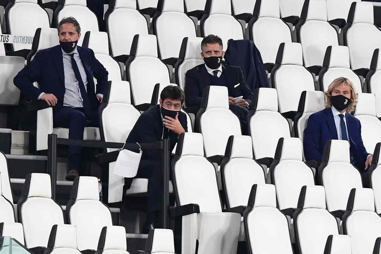 Juventus giocatori prestito