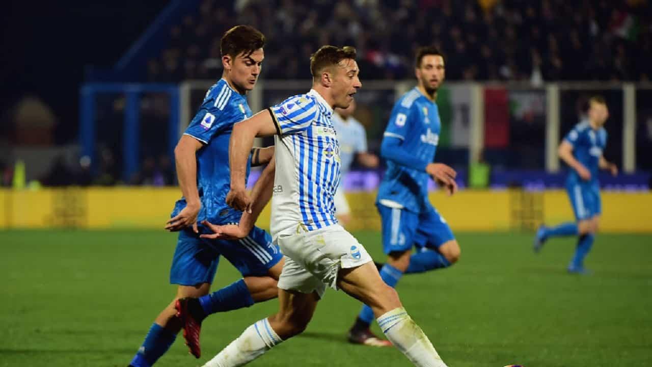 Juventus – Spal Coppa Italia: streaming, formazioni, precedenti