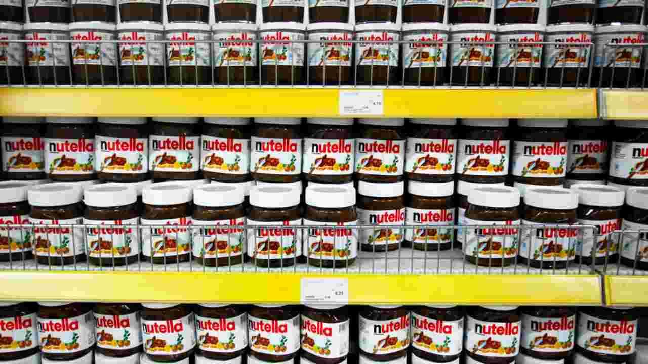 ladri di Nutella