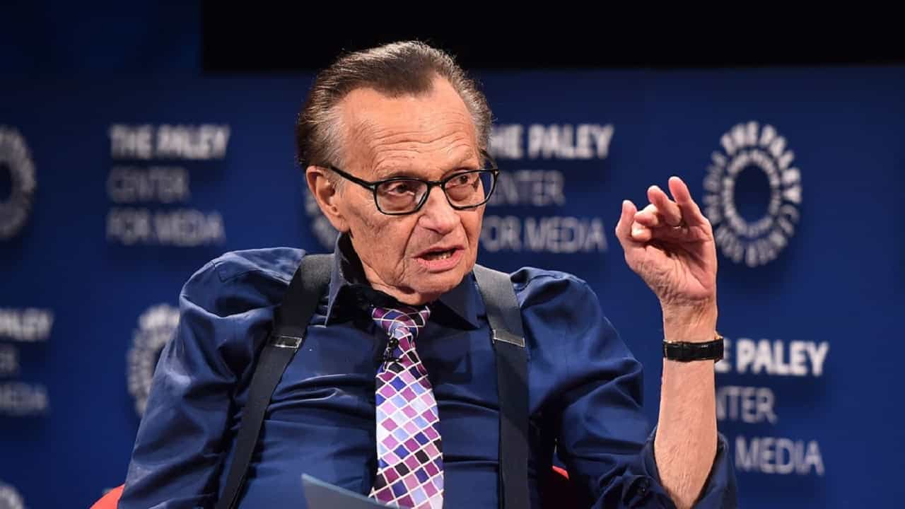 È morto il leggendario giornalista Larry King
