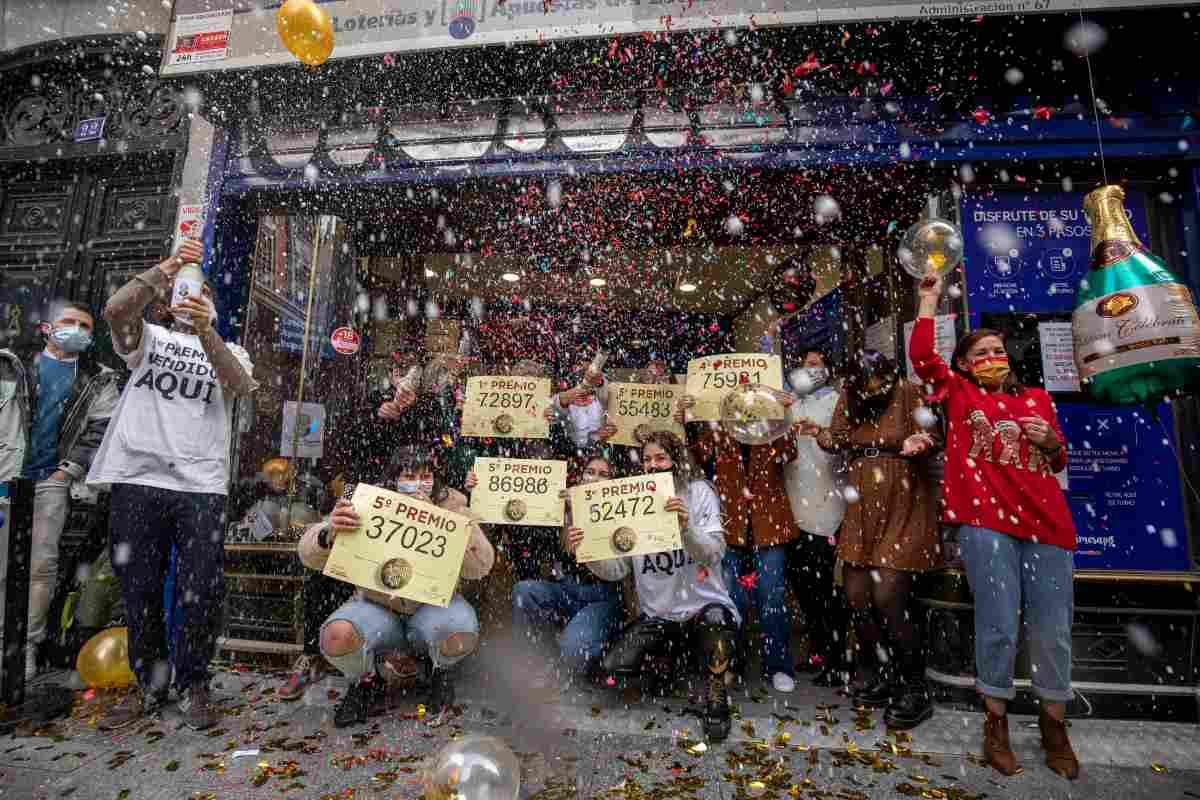 Lotteria Spagna vincita