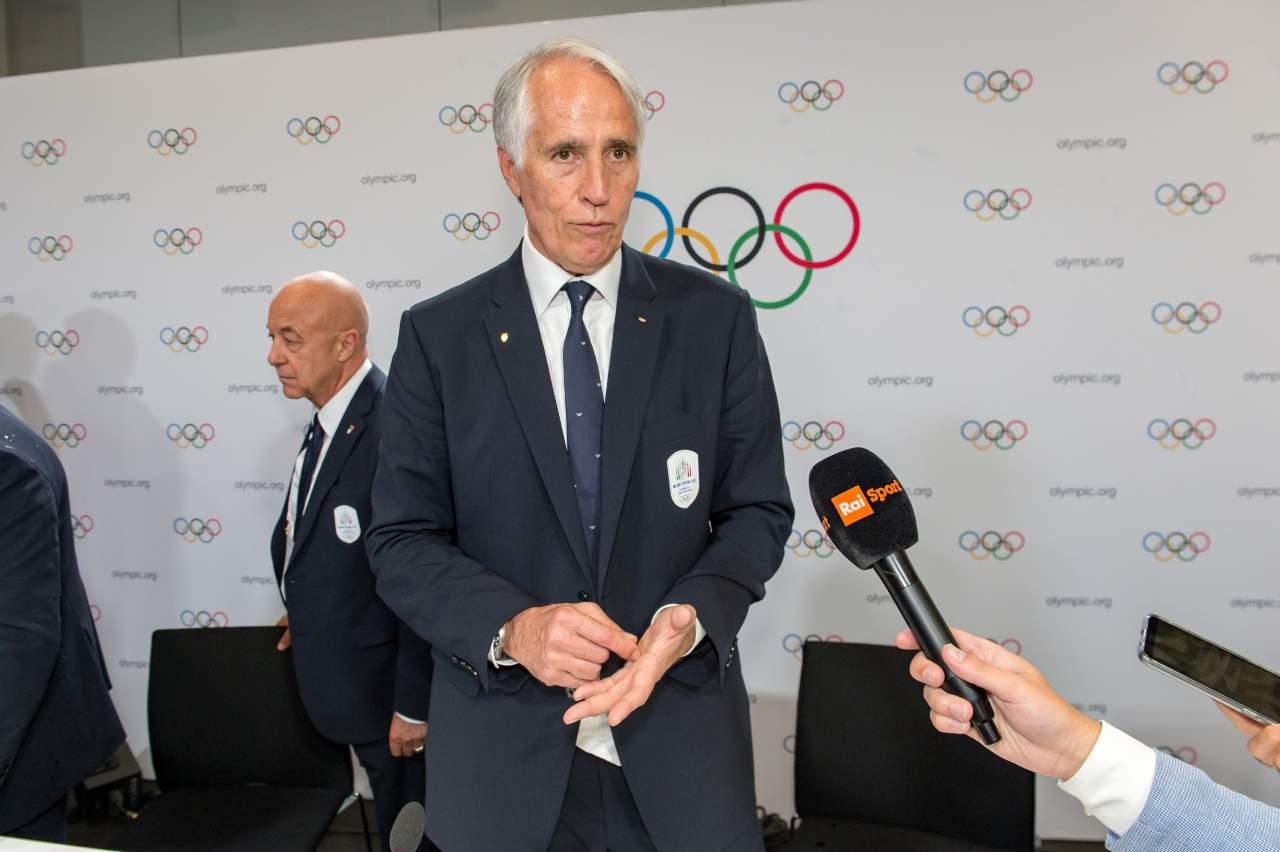 malago Olimpiadi
