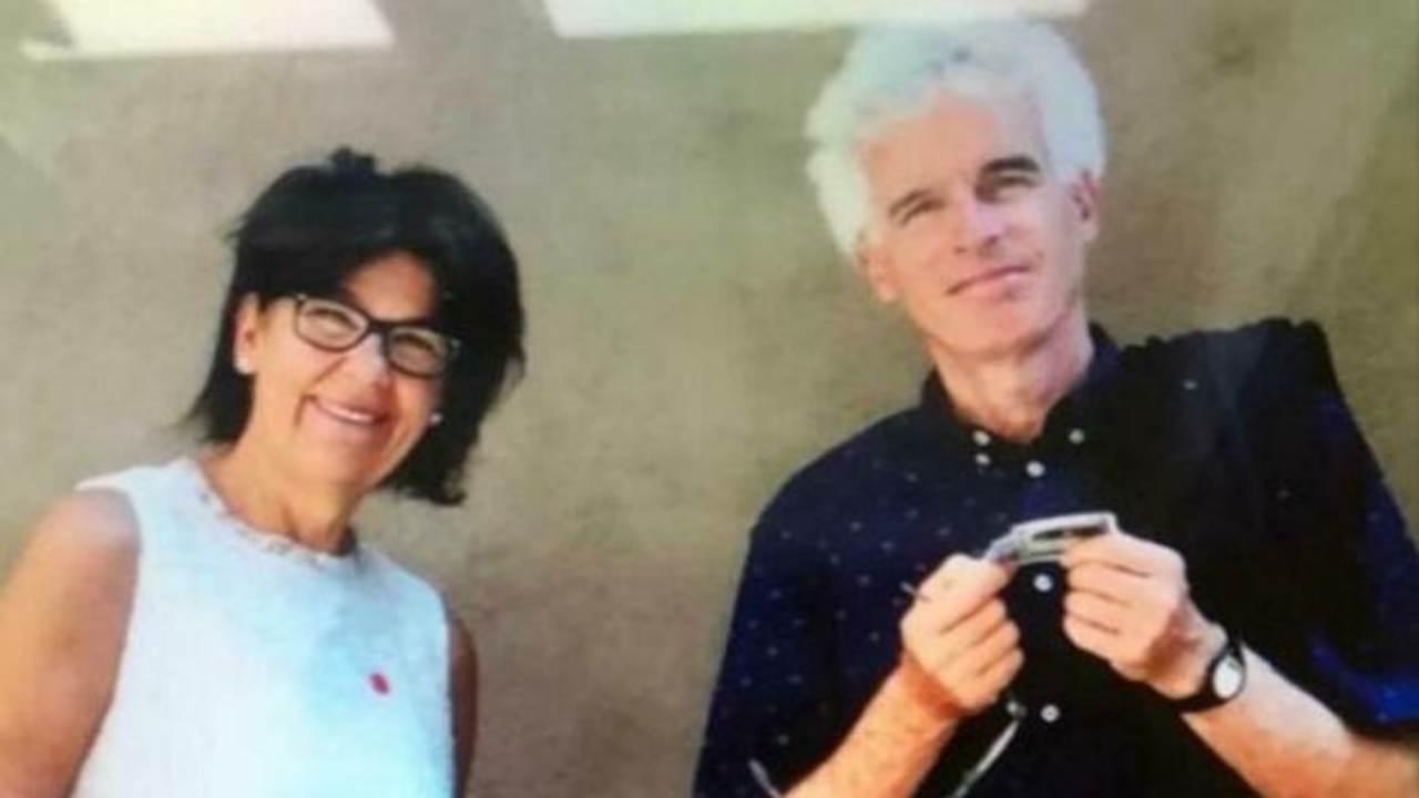 marito e moglie scomparsi figlio