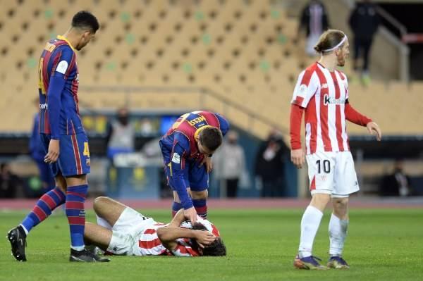 Messi espulsione Barcellona