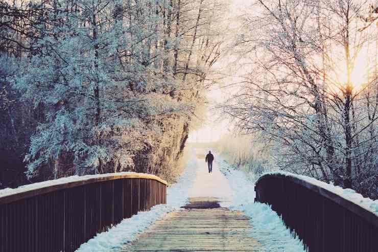 Che tempo farà nella seconda metà di gennaio