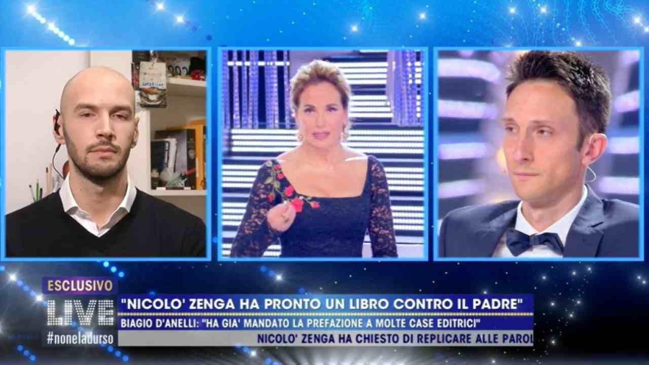 """Nicolò Zenga, confessione sul padre: """"Mi chiedeva di cambiare cognome"""""""