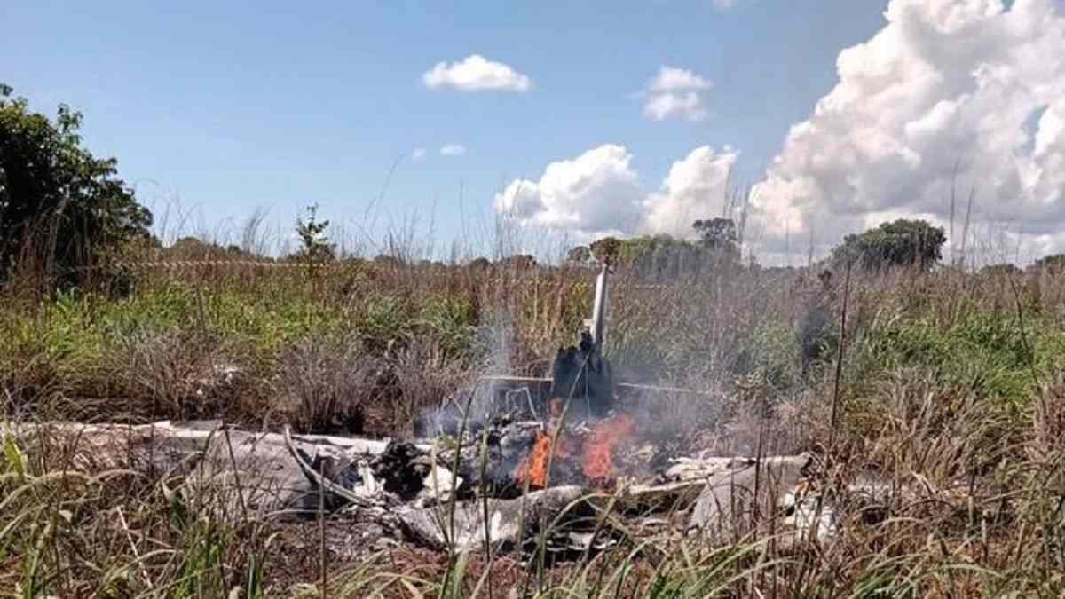 Palmas disastro brasile