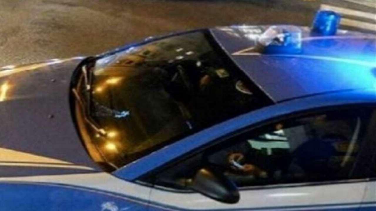 Polizia Palermo aggressione