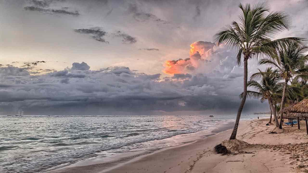 Un'isola di vacanza